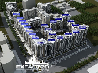Apartament cu o odaie!!! ExFactor - Mircea cel Batrin!!!