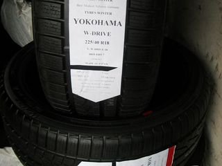 iarna,Noi 225/40 R18 Yokohama- urgent