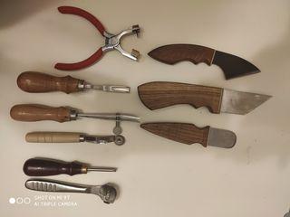 Инструменты для кожевников
