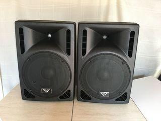 Vand 2 boxe pasive ,, m - voice '' 1000 wati dinamic la 15 diuimi , 250 Euro - perechea , noi !!!