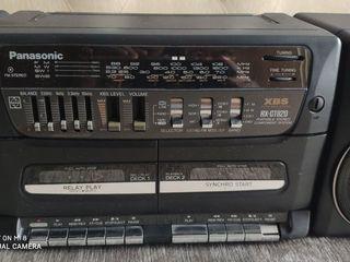 Продам кассетную магнитолу Panasonic RX CT820