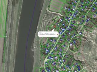 10-20 соток на берегу Днестра в не затопляемой зоне!