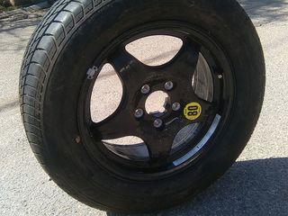 Запаска Бублик Dunlop 225/60 R16