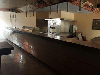 Se dă în chirie spațiu  mobilat  pu Kebab, cafenea la Botanica