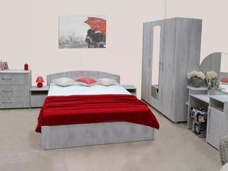 Dormitor Ambianta Inter (white-samoa) Livrare gratuită!