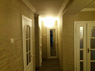 Apartament cu 3 odai. Mobilat!