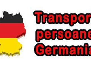 In fiecare zi transport! Moldova-Germania-Moldova pasageri/colete/tehnica  oferim reduceri!