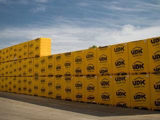 UDK gazbeton BCA - осуществляем доставку блоков по всей территории Республики Молдовы !