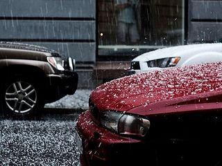 Ремонт автомобилей побитых градом Без Покраски - Reparatii Grindina