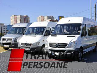 Transport  Germania - Moldova  zilnic