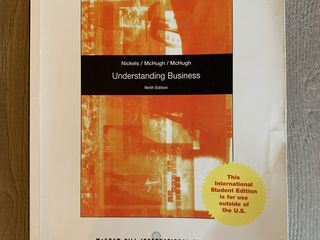 Understanding Business, 9th edition