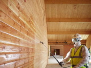 Обработка древесины Огнезащитным составом