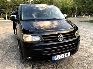 Volkswagen T5+4x4 long schimb