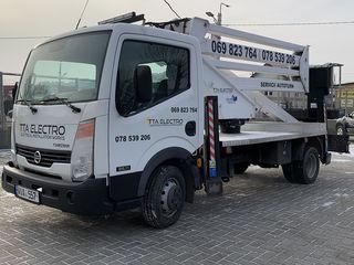 Услуги автовышки / Servicii autoturn