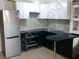 Big kitchen 1.8/2.3 m (white/black), livrare gratuită în toată Moldova!