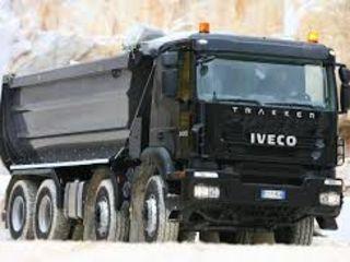 Transport materiale de construcție panala 30 tone