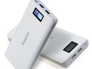 Power Bank! 5000 - 20.000mAh! Xiaomi, Romoss, si alte branduri garantie!