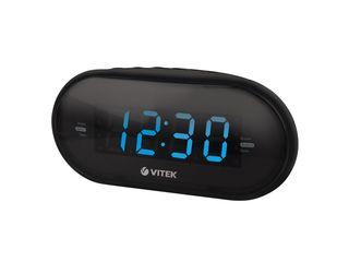 Ceasuri VITEK VT-6602 ceas cu radio Produs Nou / Часы VITEK VT-6602 радиобудильник