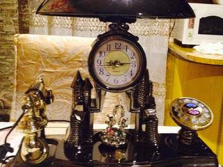 телефон+светильник+часы
