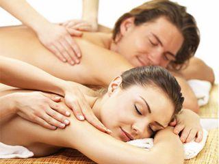 Классический массаж для пары