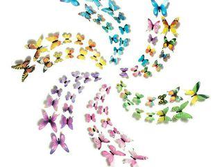 Бабочки декоративные.