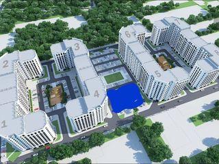 Продается торговое помещение 105м2 на Буюканах, первый этаж! Поток Людей! 1500+ квартир!
