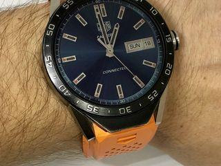 Smart watch премиум класса Tag Heuer Connected 46 mm