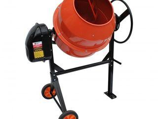 Бетономешалка / betoniera Kraft Tool 165 litri - 3599 lei