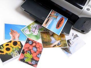 Фотобумага для струйных принтеров.