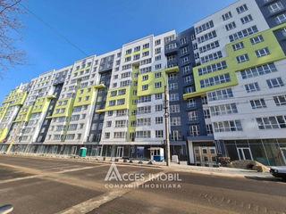 Lagmar! str. Liviu Deleanu, Buiucani, 3 camere + living! Variantă Albă!