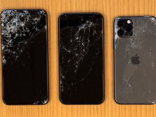 Iphone 11 Pro Ecranul stricat? Vino, rezolvăm îndată!