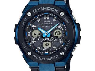 Casio G-Shock GST-W300G-1A2ER Tough Solar Multiband 6
