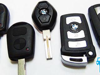 Авто ключи бмв. выкидной ключ bmw, ремонт, замена корпуса, кнопок.