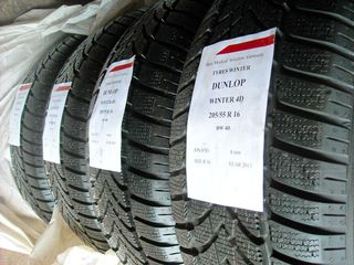 iarna,Noi 205/55 R16 Dunlop - urgent