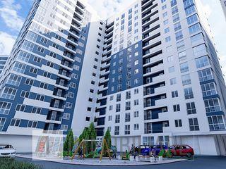 Apartament cu 1 cameră, sect. Rîșcani, str. Matei Basarab, 760 €/mp