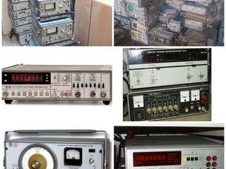 Куплю советскую электронику, оборудование и прочее...