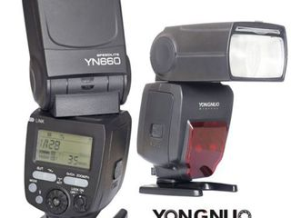 вспышка Yongnuo YN-660 мощная 66GN мануальная YN660 замена для YN560iv