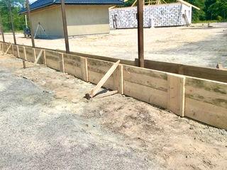 Lucrări de betonare