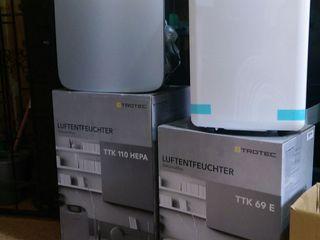 Внимание !!!  профисиональные осушители от Trotec Германия по цене бытовых самые тихие на рынке .