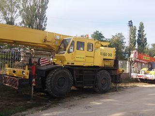 SRL '' Crane Service'' macarale auto KATO