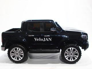 """New""""masinuta pentru copii mercedes-benz cu 2 locuri.posibil in rate la 0% comision"""