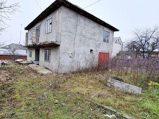 Se vinde casă nefinisată, 6 ari, Ialoveni!
