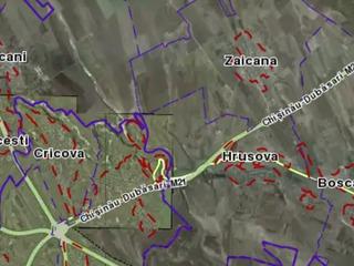 Sector sub construcție 20 km de la Chișinău.s.Zăicana r-l Criuleni