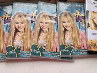 5 DVD Hannah Montana ( sezonul 2 )+ DVD film Hannah Montana the Movie