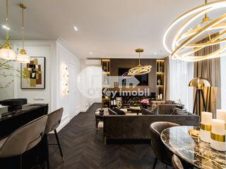 Exclusiv și modern! 2 camere+living, reparație euro/mobilat, Centru - Columna 2450 €