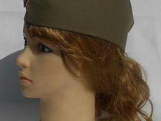 Солдатские пилотки, фуражки для взрослых и детей