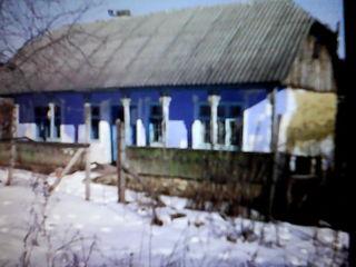 Casa bătrânească in Cioresti.