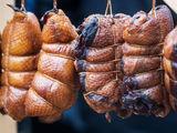 Для горячего и холодного копчения мясных деликатесов, сыров, рыбы.