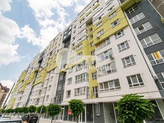 Apartament 1 cameră + living, 52 mp, euro reparație, Buiucani, 51000 € !