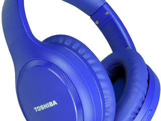Casti fara fir bluetooth Toshiba Active Noise Cancelling